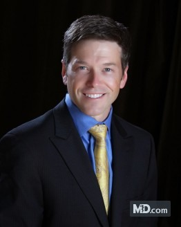 Photo of Dr. Troy J. Woodman, MD