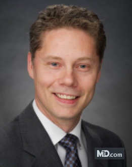 Photo of Dr. Ulrik G. Wallin, MD, PhD, MS