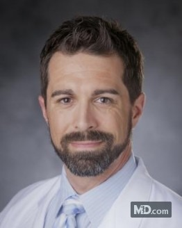 Photo of Dr. W. Michael Bullock, MD, PhD
