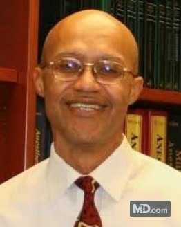 Photo of Dr. Wayne K. Lawson, MD