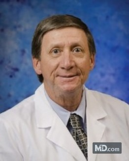 Photo of Dr. William C. Hall, MD