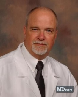Photo of Dr. William F. Uthe, MD