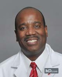 Photo of Dr. Willie E. Lawrence, MD, FACC, FACP