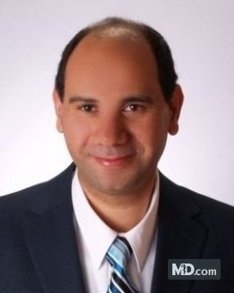 Photo of Dr. Yasser S. Salem, MD, FACP, FACC
