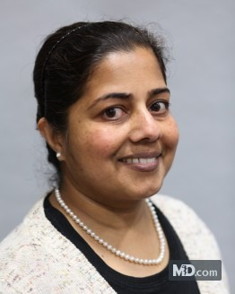 Photo of Dr. Neena E. Thomas-Eapen, MD