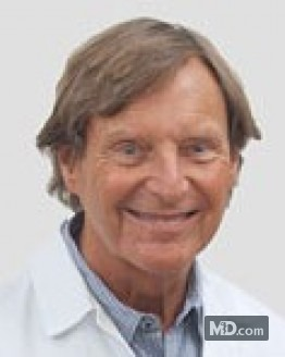 Photo of Dr. Guy O. Danielson, MD