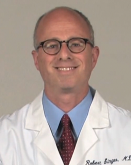 Photo of Dr. Robert A. Singer, MD