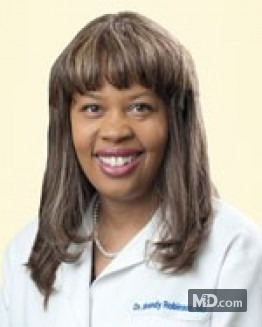 Photo of Dr. Brandy Robinson, MD