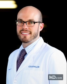 Photo of Dr. Chad Walker, DO