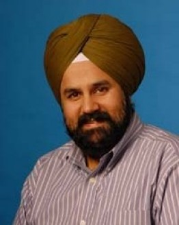 Photo of Dr. Daljeet S. Saluja, MD