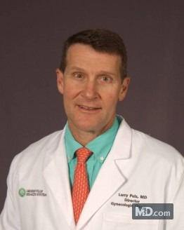 Photo of Dr. Larry E. Puls, MD