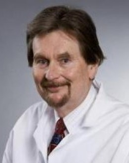 Photo of Dr. William E. Randall, MD